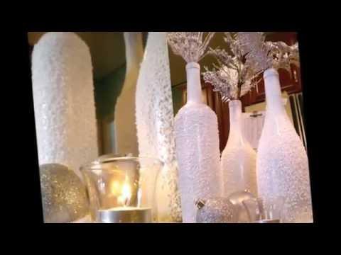 Украшения и поделки из пластиковых бутылок для сада
