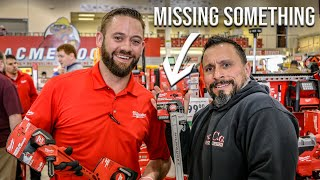 This Milwaukee Tool Is Missing Something Found In Other Pipe Wrenches...