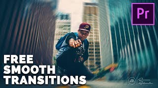 FREE SMOOTH Transitions Pack for Premiere Pro | Sam Kolder Style | Sound Effects