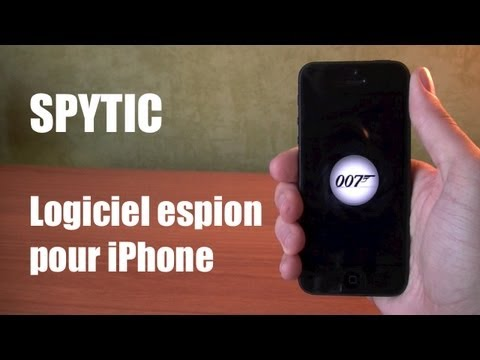 application espion iphone
