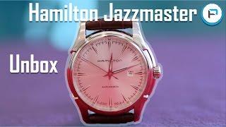 Hamilton Jazzmaster - Unboxing - H32715551