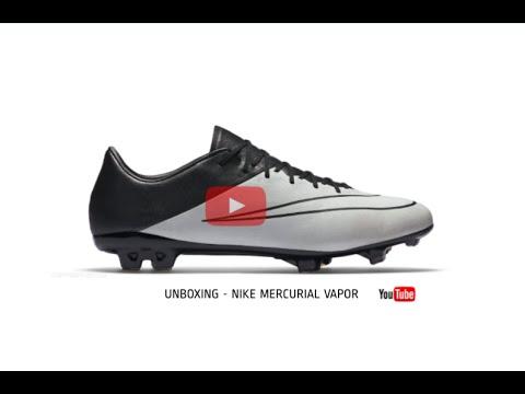Unboxing - Nike Mercurial Vapor