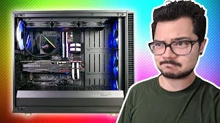 They finally CAVED and made an RGB case. Was it worth it?