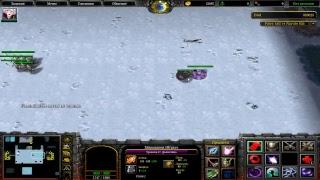 Стрим Warcraft 3 BvN, FvN