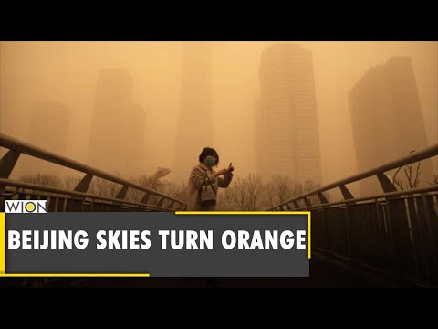 Beijing suffers from 'hazardous' levels of pollution| China | Sandstorm | Air Pollution | World News
