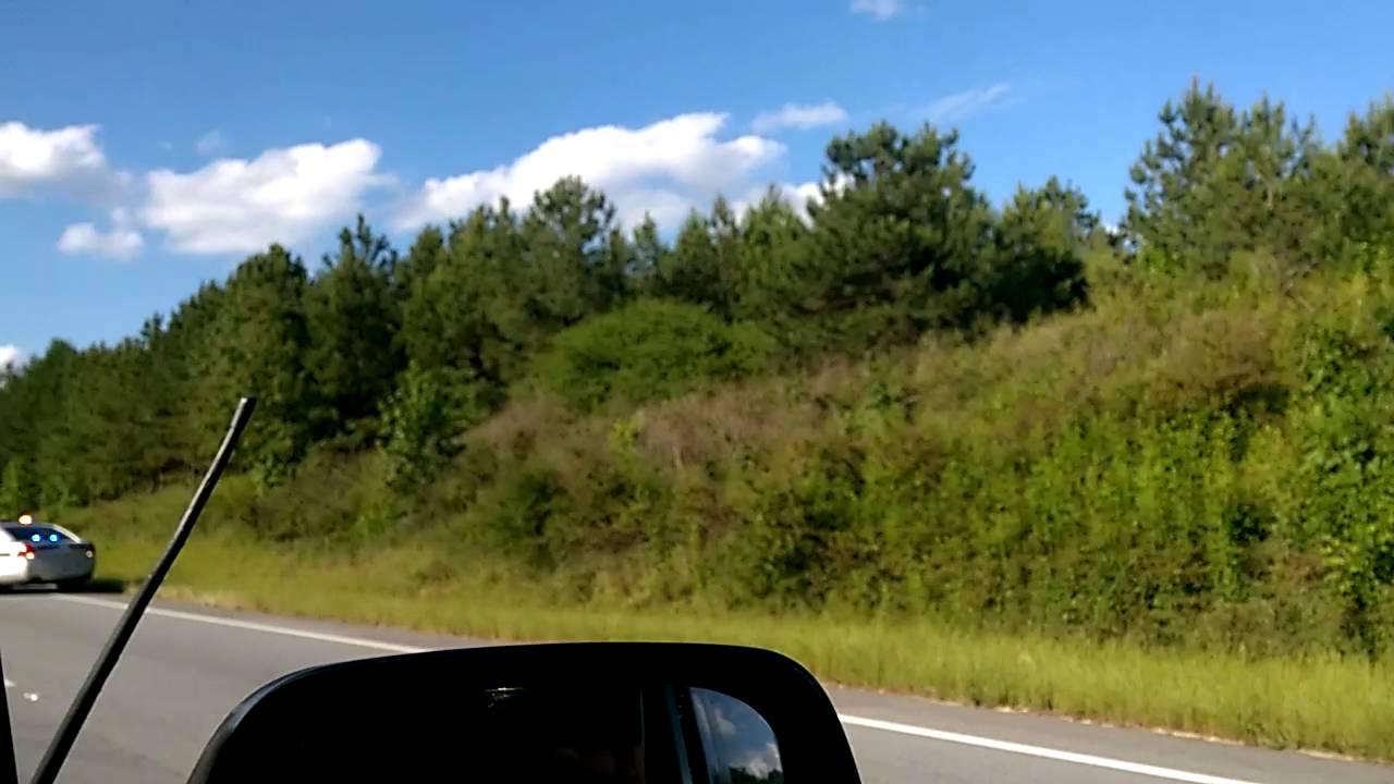Tractor wreck and mini van - Carrollton, GA