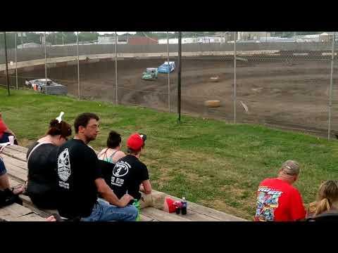 Peoria Speedway 5/19/2018 SBLM Heat 1