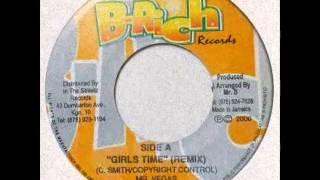 Mr. Vegas - Girls Time [REMIX]