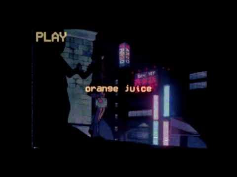 6obby ~ orange juice w/ vierre