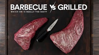 BBQ vs GRILL Whİch is REALLY better!?