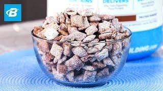 Protein Muddy Buddies Recipe