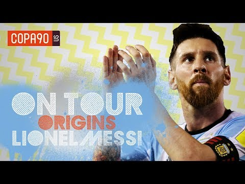 Will Messi Finally Win The World Cup For Argentina? On Tour: Origins Ep. 1