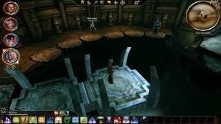 Dragon Age Origins The Gauntlet Bridge Puzzle