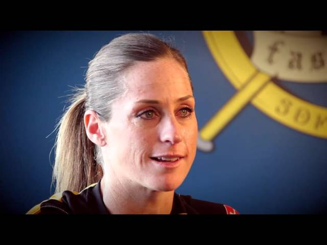 Take the Field: Lauren Lappin (Featured Athlete)