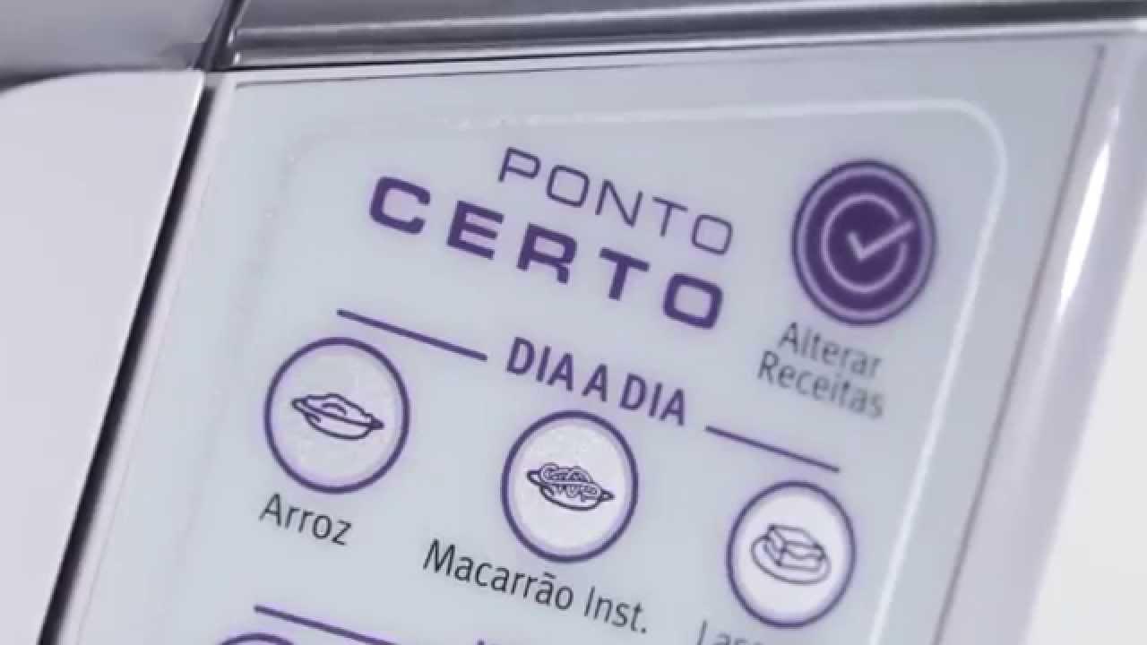 9c06edfdb Electrolux - Micro-ondas Ponto Certo - YouTube