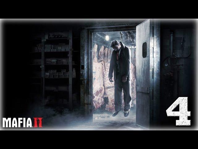 Смотреть прохождение игры Mafia 2. Joe's Adventures DLC. Серия 4 - Как украсть паровоз.