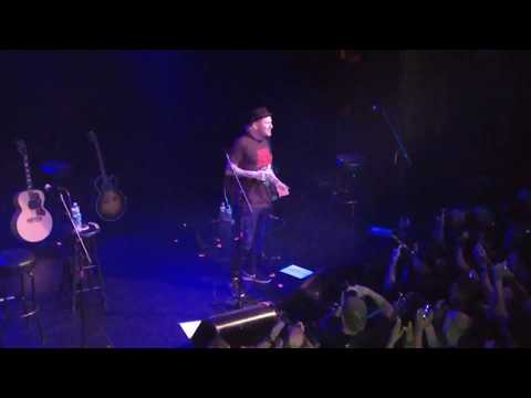 Corey Taylor - Pre show and Q&A @ Irving Plaza 8-9-2017