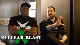 SEPULTURA – Derrick & Andreas on the division of album + working with Jens Bogren (OFFICIAL TRAILER)