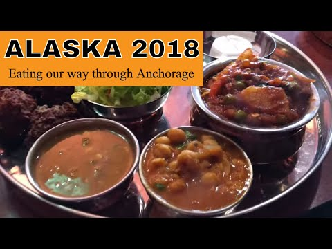 Alaska 2018 - 36 [Eating our way through Anchorage]