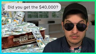 "I Was ""Accidentally"" Sent $40,000 - So I Played Along..."