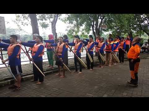 LATIHAN DASAR DAYUNG Oleh JAKARTA RESCUE