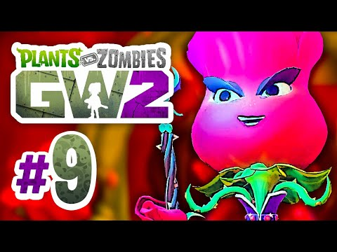 Plants vs. Zombies: Garden Warfare 2 - Agent Rose Missions