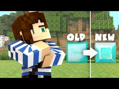Reacting to the New Minecraft