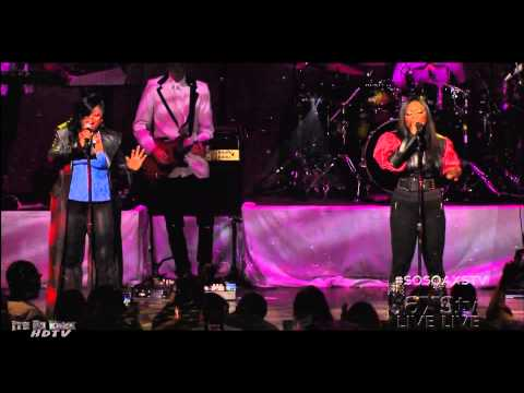 "So So Def Reunion Concert: Xscape (LaTocha & Tamika)  ~ ""Who Can I Run To"""