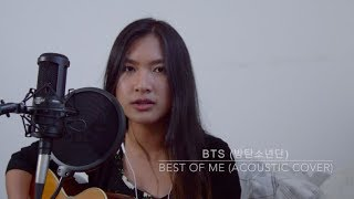 BTS (방탄소년단) - Best Of Me (Acoustic Cover)