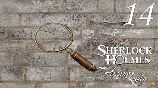 Let's Play Sherlock Holmes jagt Arsène Lupin #14 - Auf den Spuren einer Familie (Deutsch)