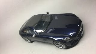 Revell: Mercedes AMG GT Part 5