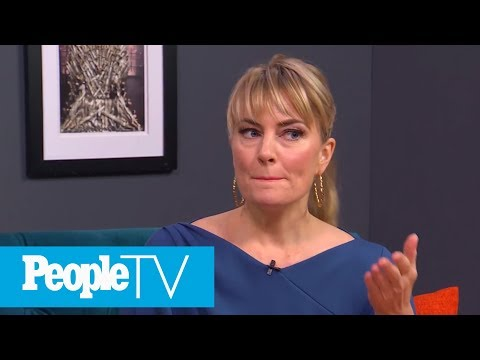 Mädchen Amick Wouldn't Hesitate To Do Another 'Twin Peaks' Reboot | PeopleTV