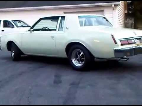 1986 Buick Regal >> 79 Buick Regal heavy cam at idle - YouTube