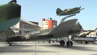 АНТ 40 в Музее военной техники УГМК