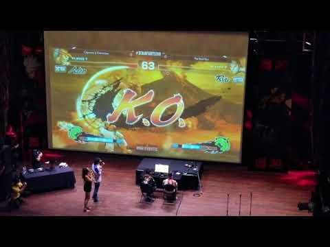 Gamerbee vs The Real Ryu in Sf4 - ADON RETURNS