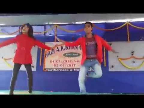 HAPPY DANCE ACADEMY IN HARIHARPARA COLLEGE PROG