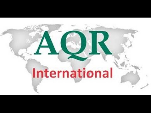 Using the AQR Assessment Management System