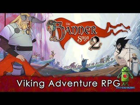 Banner Saga 2 (iOS / Android) Gameplay HD