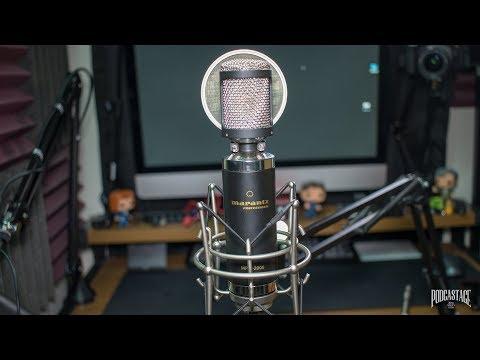 Marantz Professional MPM-2000 Microphone Review / Test