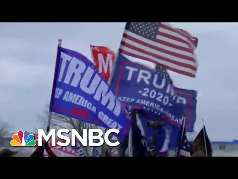 Trump And His Supporters' Insurrection Is A Crime, Not A Political Debate | The Beat With Ari Melber