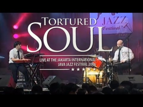 """Tortured Soul """"Fall In Love"""" Live at Java Jazz Festival 2006"""