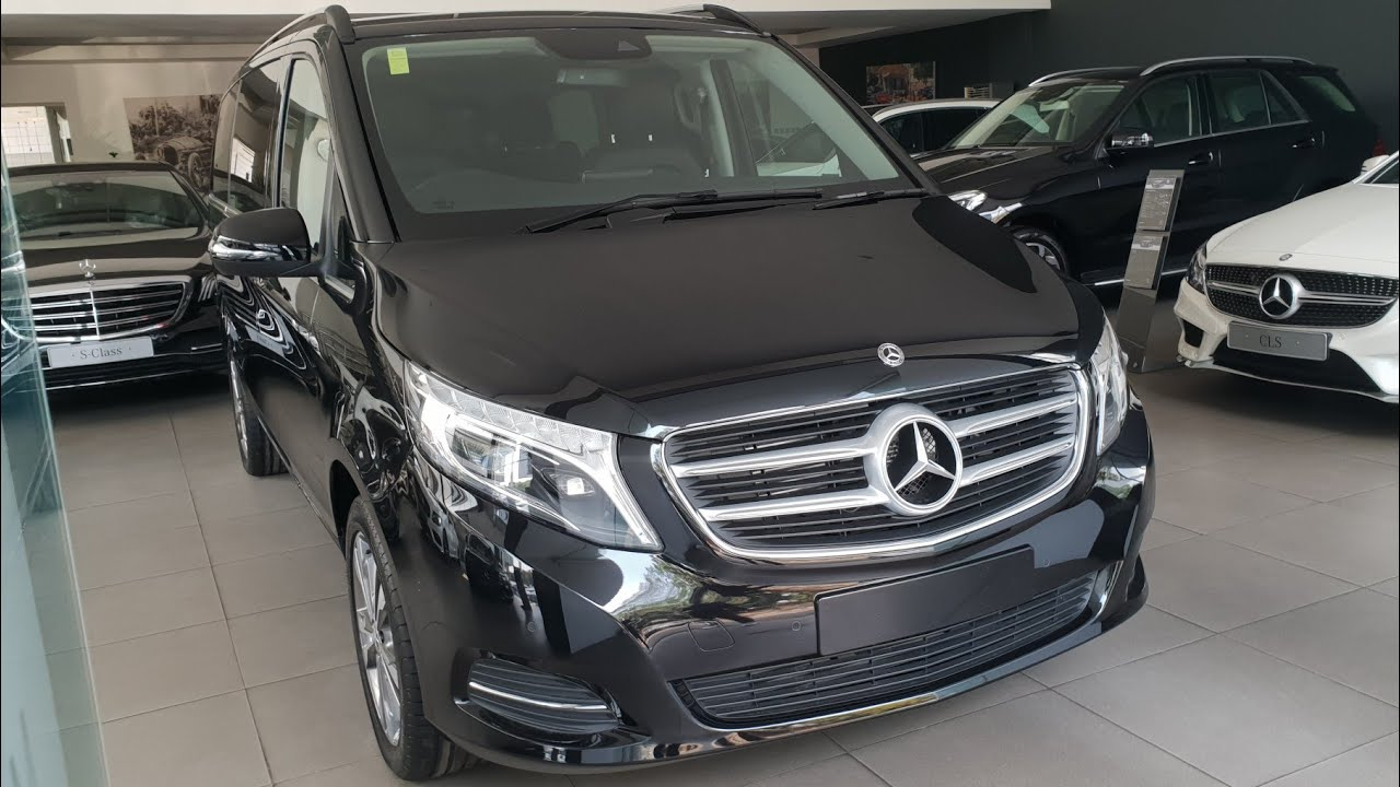 In Depth Tour Mercedes Benz V220d [W447] (2018) - Indonesia - YouTube