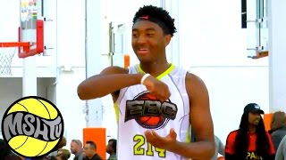 Kyree Walker has NEXT on the WEST COAST - Elite Basketball Circuit Mixtape