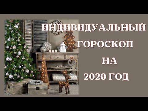 Индивидуальный гороскоп на 2020 год.