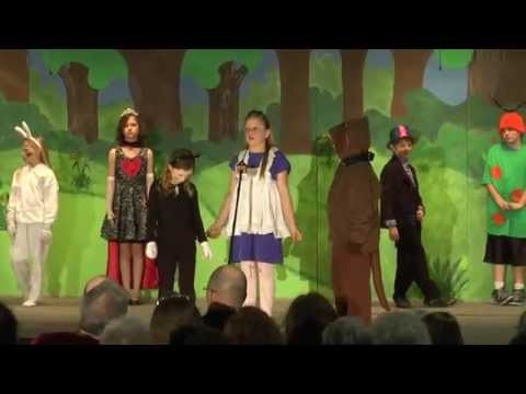Riverview Lutheran School 3-4 Spring Musical 2015