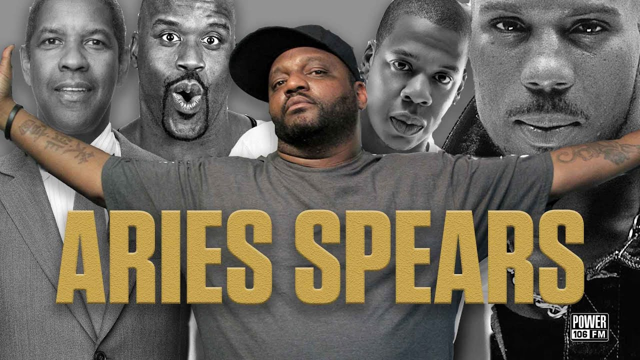 Download Dead On Impressions of Jay-Z, Shaq, DMX + More by Aries Spears
