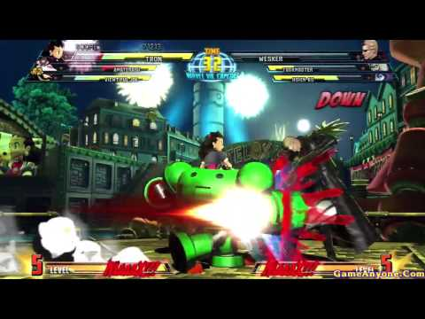 Marvel vs Capcom 3: Fate of Two Worlds...