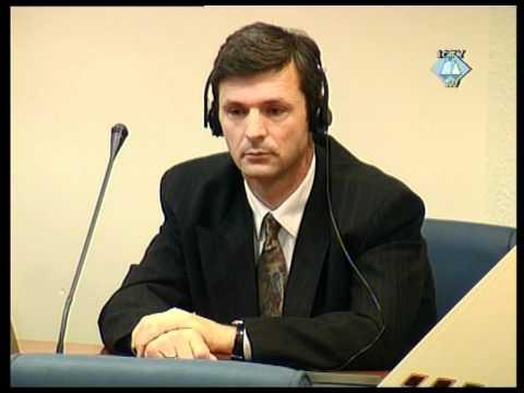 Presuda Pretresnog vijeća -  Obrenović - 10 decembar. 2003