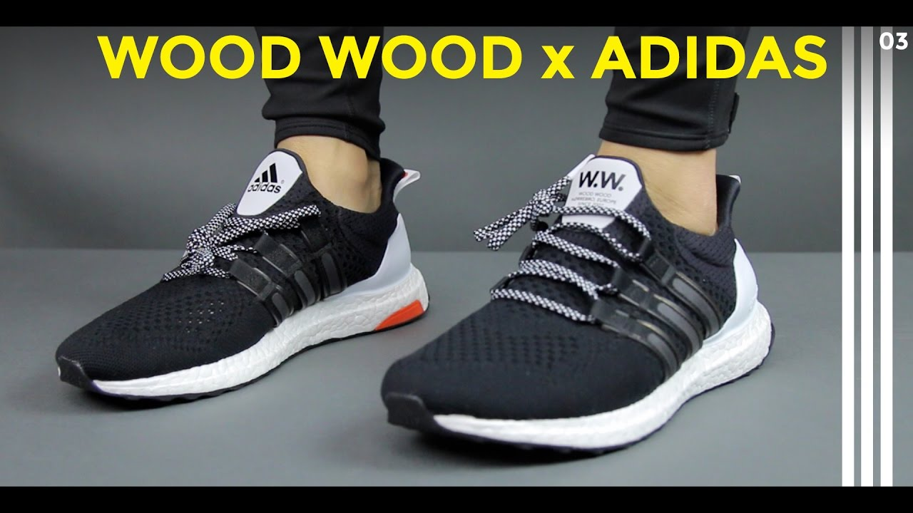 half off e91a7 84b9b On Feet The Best Consortium UltraBOOST EVER MADE! WOOD WOOD x ADIDAS   REVISITING 2016 SNEAKERS