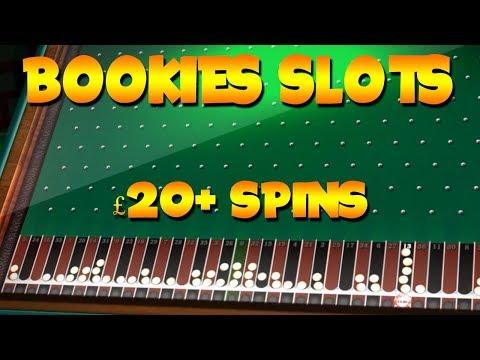 Bookies Gambling HIGH LIMIT Slots Spins